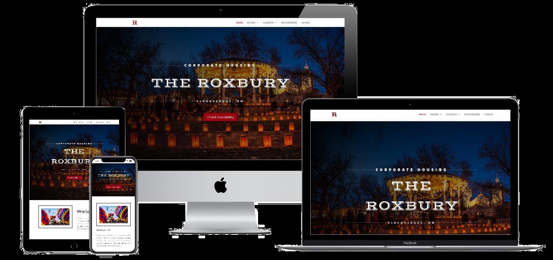 The Roxbury Mockup